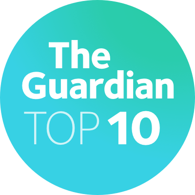 The Guardian Top ten